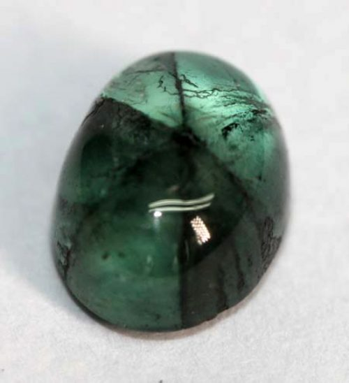 1.78 Ct, Trapiche Fine Natural Colombian Emerald Gem