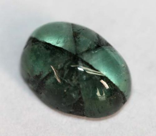 1.7 Ct, Trapiche Fine Natural Colombian Emerald Gem