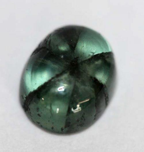 1.87 Ct, Trapiche Fine Natural Colombian Emerald Gem
