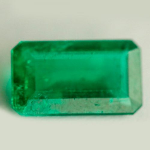 .69 Ct, Emerald Fine Natural Colombian Emerald Gem