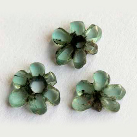 6.69 Ct, Trapiche Fine Natural Colombian Emerald Lot