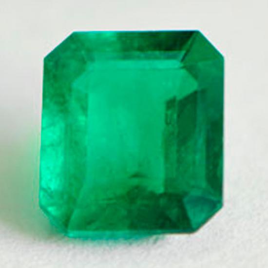 1.78 Ct, Emerald Fine Natural Colombian Emerald Gem