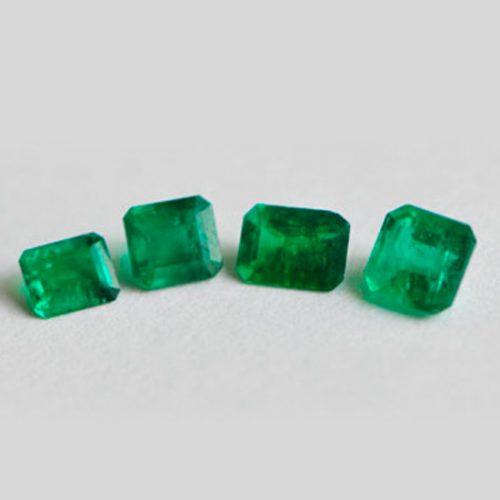 1.77 Ct, Emerald Fine Natural Colombian Emerald Lot