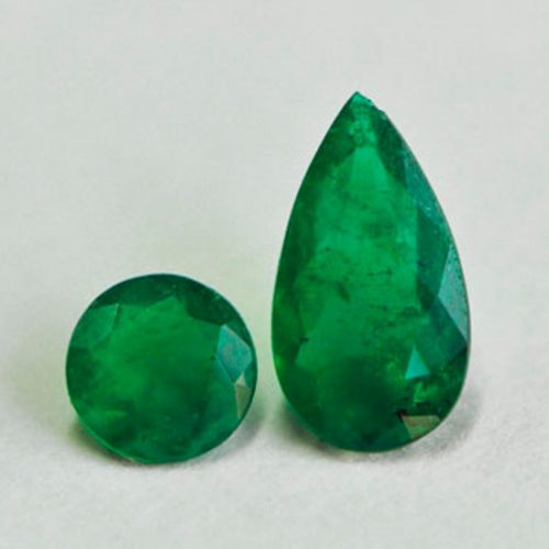 1.42 Ct, Mix Parcel Fine Natural Colombian Emerald Lot