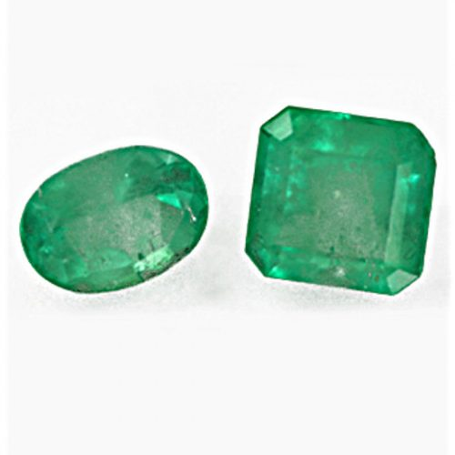 3.75 Ct, Mix Fine Natural Colombian Emerald Lot