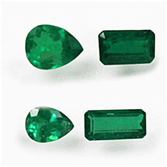 .82 Ct, Mix Fine Natural Colombian Emerald Lot