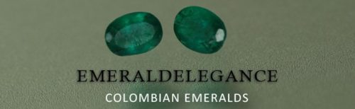 .44 Ct, Oval Fine Natural Colombian Emerald Pair
