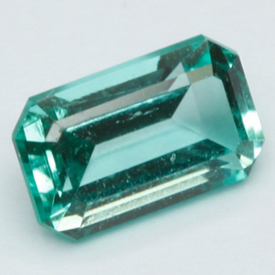 .58 Ct, Emerald Fine Natural Colombian Emerald Gem