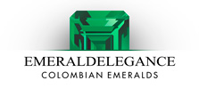 EMERALDELEGANCE EMERALDS.CO Logo