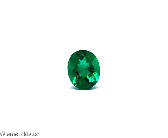 2.17 Fine Colombian Emerald Oval