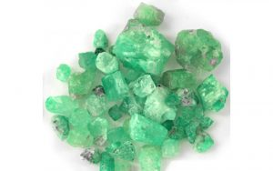 NATURAL COLOMBIAN EMERALD Lot Minerals